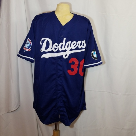 Dodgers Other - NIB From Dodgers Stadium Dave Roberts Mens Jersey 180ade2bd08